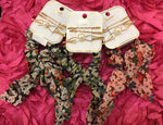 Floral Hair Set - LURE Boutique