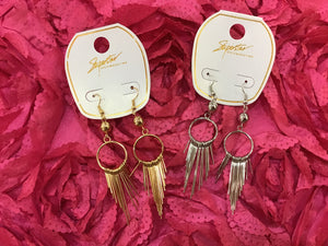 Dangle Earrings - LURE Boutique