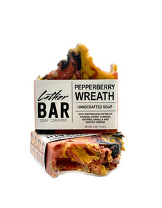 Pepperberry Wreath Soap - LURE Boutique