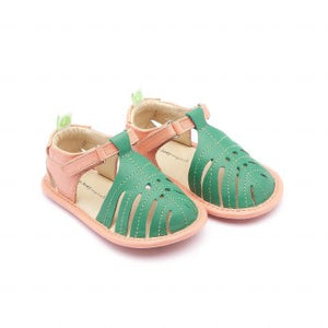 Tropically Green Leaf Infant - LURE Boutique