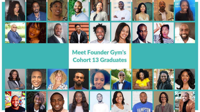 Graduated Founder Gym Cohort 13