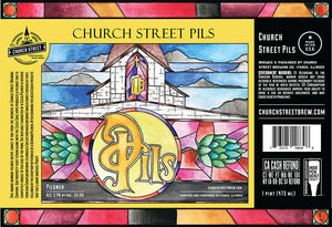 Pallet of Church Street Brewing Company (Assorted) - velourimports.com