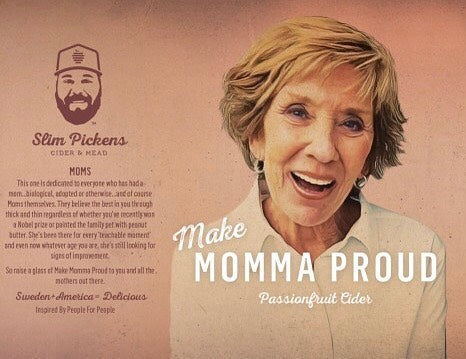 Make Momma Proud - velourimports.com