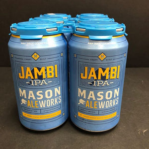 Pallet of Mason Ale Works (Assorted) - velourimports.com