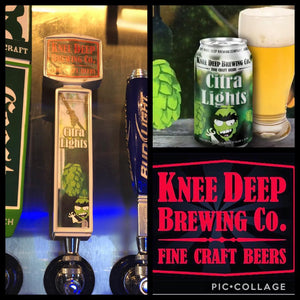 Samples of Knee Deep Brewing - velourimports.com