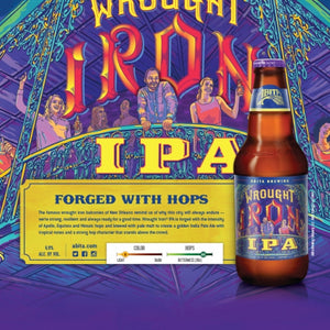 Abita Wrought Iron IPA - velourimports.com