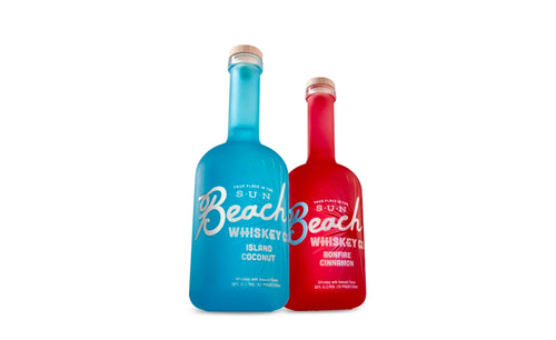 Pallet of Beach Whiskey (Assorted) - velourimports.com