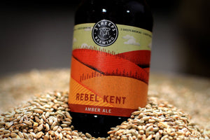 Rebel Kent Amber Ale - velourimports.com