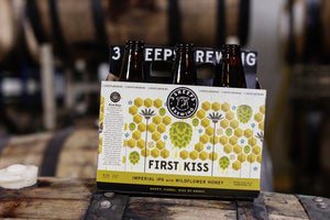 First Kiss IPA - velourimports.com