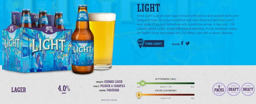 Light Lager - velourimports.com