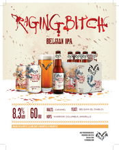Load image into Gallery viewer, Raging Bitch Belgian IPA - velourimports.com