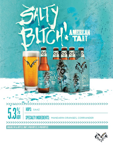 Salty Bitch American Tart - velourimports.com