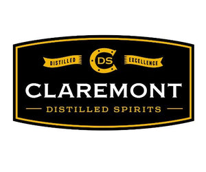 Sample of Claremont Vodka - velourimports.com