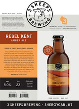 Load image into Gallery viewer, Rebel Kent Amber Ale - velourimports.com