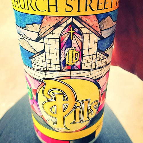 Church Street Pils - velourimports.com