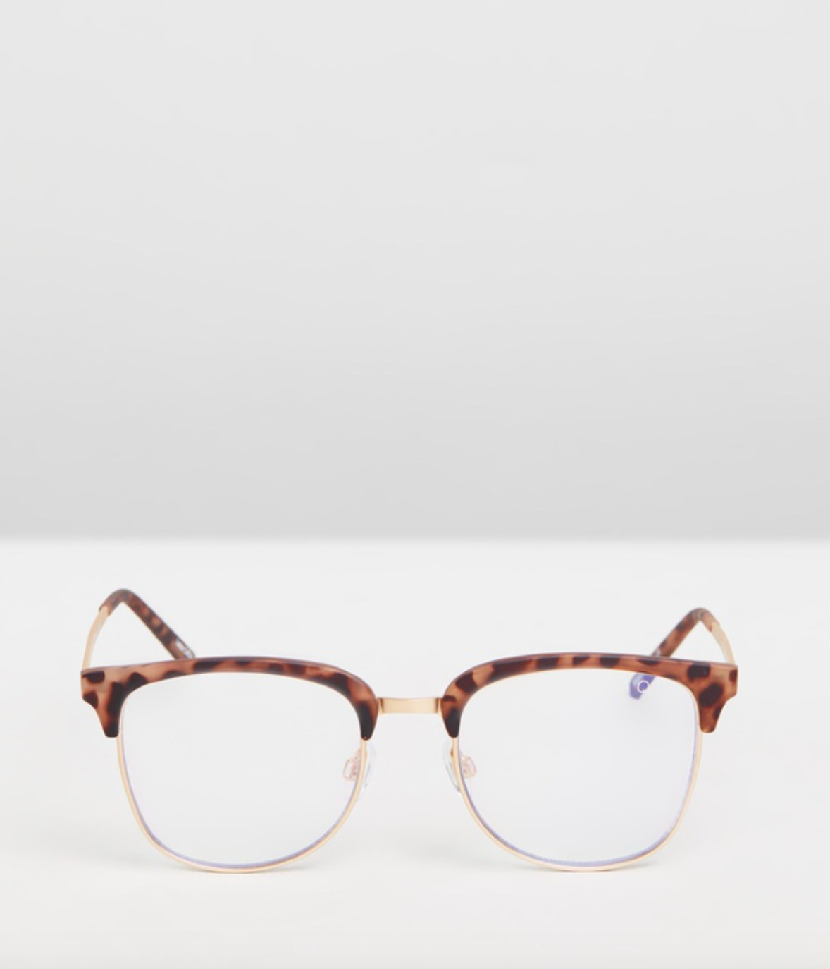 Quay 'Evasive' Bluelight Glasses in Tortoisehell