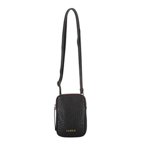Saben Nikko Phone Sling Black Bubble