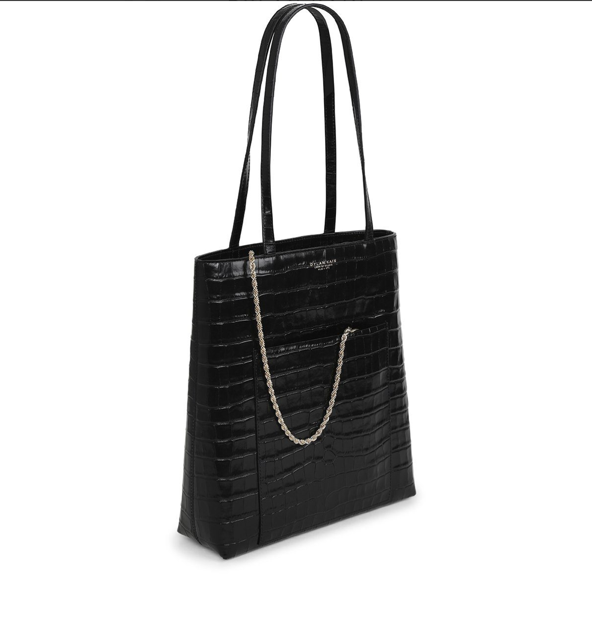 Dylan Kain Madeline Tote Black/ Light Gold