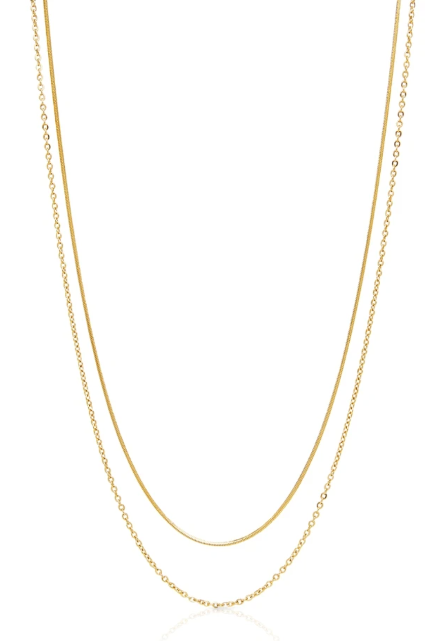 NOAH The Label Chain Me Necklace