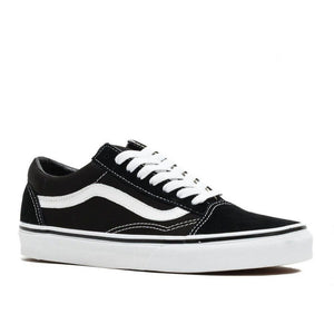 TÊNIS VANS OLD SKOOL COMFYCUSH BLACK TRUE WHITE