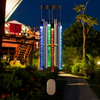 Solar Color-Changing Colorful Light Waterproof Wind Chimes(Buy 2 Pcs Free Shipping)