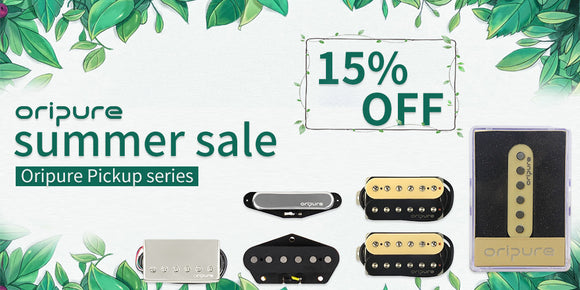 oripure pickup big sales 15% discount