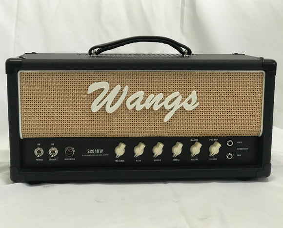Wangs Amplifier Head 2204HW-iknmusic
