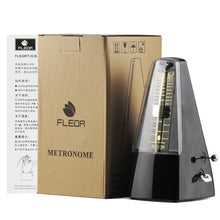 Load image into Gallery viewer, FLEOR Mechanical Wind-Up Metronome Traditional for Piano, Guitar, Drums, Bass - iknmusic