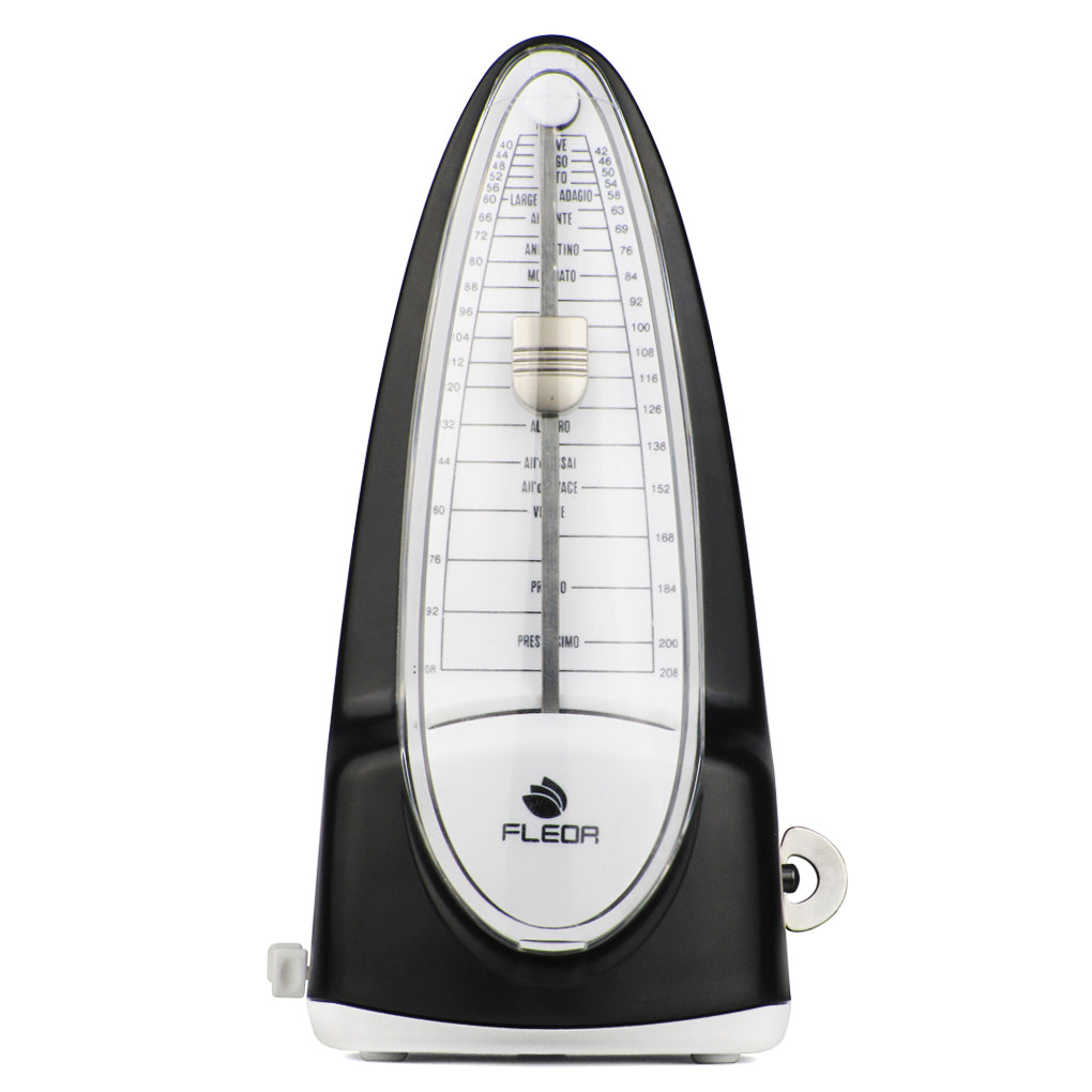 FLEOR Bullet Design Mechanical Metronome Piano Drum Violin Guitar FM-103 Metronome - iknmusic