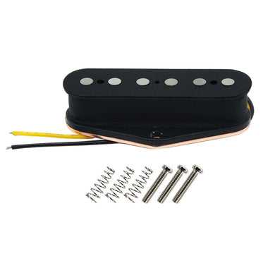 FLEOR Vintage Alnico 5 Guitar Pickup Bridge For Telecaster Guitar | iknmusic