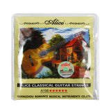 Alice A106-H Classical Guitar Strings Set Nylon Strings Hard Tension for Classical Guitar - iknmusic