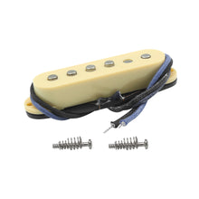 Load image into Gallery viewer, FLEOR Staggered Alnico 5 Strat Guitar Single Coil Pickup | iknmusic