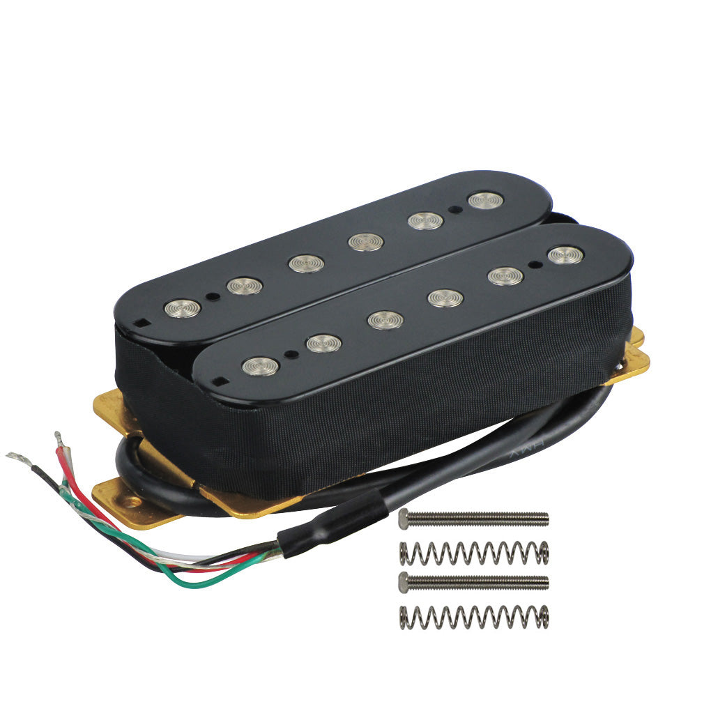 FLEOR Humbucker Pickup Bridge Ceramic for Electric Guitar | iknmusic