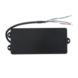 FLEOR Sealed Ceramic Electric Bass Pickup Humbucker Passive Pickup for 5 Strings Music Man - iknmusic