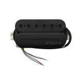 OriPure Alnico 5 Pole Piece / Rail Humbucker Pickup Electric Guitar Pickup for Bridge Position,Strong Sound
