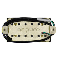 Load image into Gallery viewer, OriPure Alnico 5 Humbucker Double CoilElectric Guitar Pickup Handmade Pickup Black - iknmusic