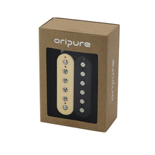 Load image into Gallery viewer, OriPure Alnico 2 Humbucker Pickup Zebra Color for Electric Guitar - iknmusic