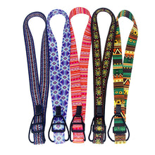 Load image into Gallery viewer, FLEOR Ukulele Strap Hook Neck Strap Belt Polyester Adjustable 2.5*95cm for Ukulele Small Guitar - iknmusic