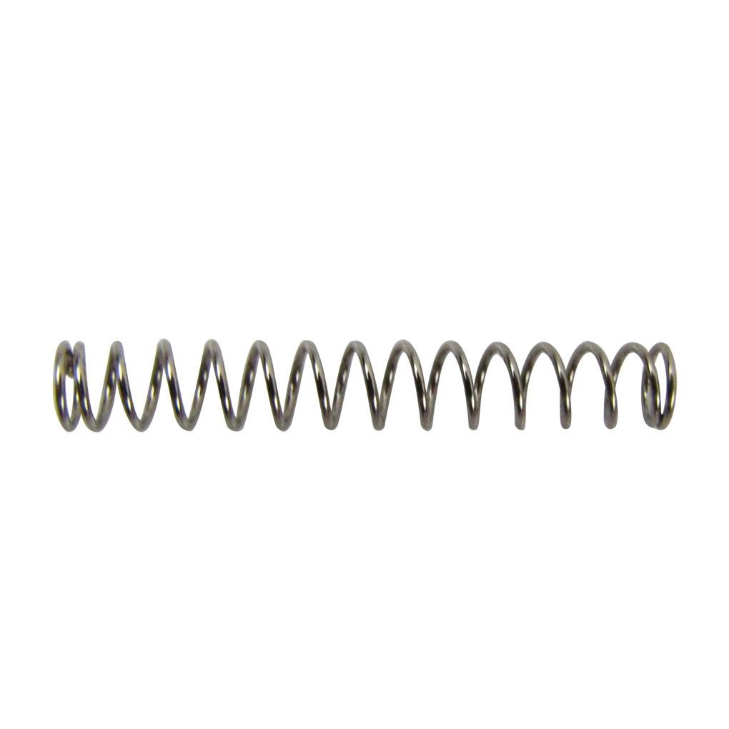 FLEOR 50pcs Guitar Bass Humbucker Pickup Springs Chrome 4.7x30mm for Guitar Accessories - iknmusic