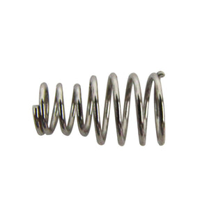 FLEOR 50pcs Tower Shape Electric Guitar Bass Bridge Springs 12x6.5-4.5mm Guitar Accessories - iknmusic