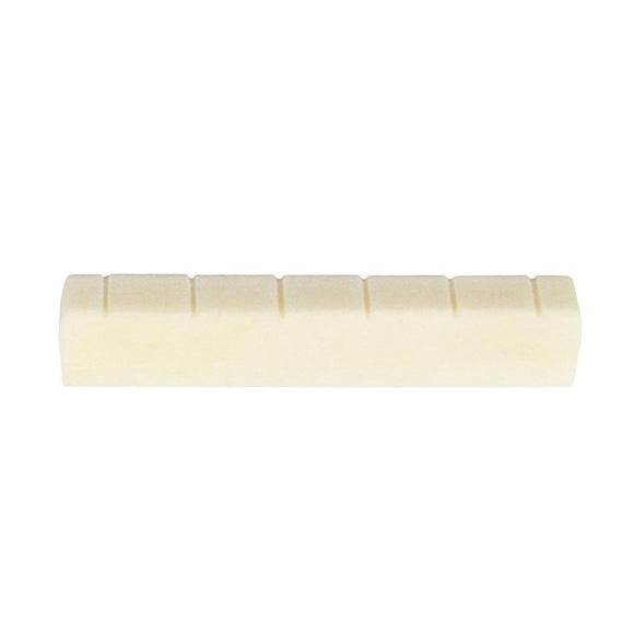 FLEOR Pre-slotted Classical Guitar Bone Nut 52*10*6 mm Guitar Accessories - iknmusic
