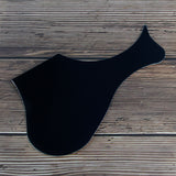 FLEOR Acoustic Guitar Pickguard Self-adhesive Plate Bird Shape for Acoustic Guitar,4 Colors Available - iknmusic