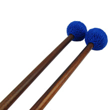 Load image into Gallery viewer, FLEET Pair of Soft Marimba Mallets Very Hard Percussion Mallets | iknmusic