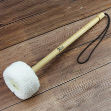 Load image into Gallery viewer, FLEET 1PCS Gong Mallet Gong Beaters Wool Head 50mmx80mm for Symphonic Gongs - iknmusic