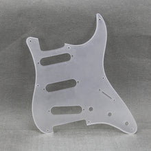 Load image into Gallery viewer, FLEOR Vintage 8 Hole Strat Pickguard SSS witth Screws | iknmusic
