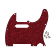 Load image into Gallery viewer, FLEOR Tele Electric Guitar Pickguard Scratch Plate | iknmusic