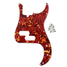 Load image into Gallery viewer, FLEOR 4 String P Bass Pickguard for Electric Bass | iknmusic