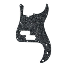 Load image into Gallery viewer, FLEOR PB P Bass Pickguard Scratch Plate & Screws for 4 String Electric Bass Parts - iknmusic