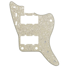 Load image into Gallery viewer, FLEOR Guitar Pickguard Scratch Plate & Screws for Vintage Jazzmaster Style Guitar Parts - iknmusic