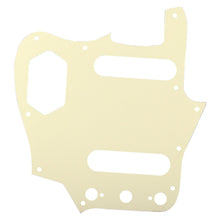 Load image into Gallery viewer, FLEOR Guitar Pickguard Scratch Plate for Jaguar Style Guitar Parts,13 Colors Available - iknmusic